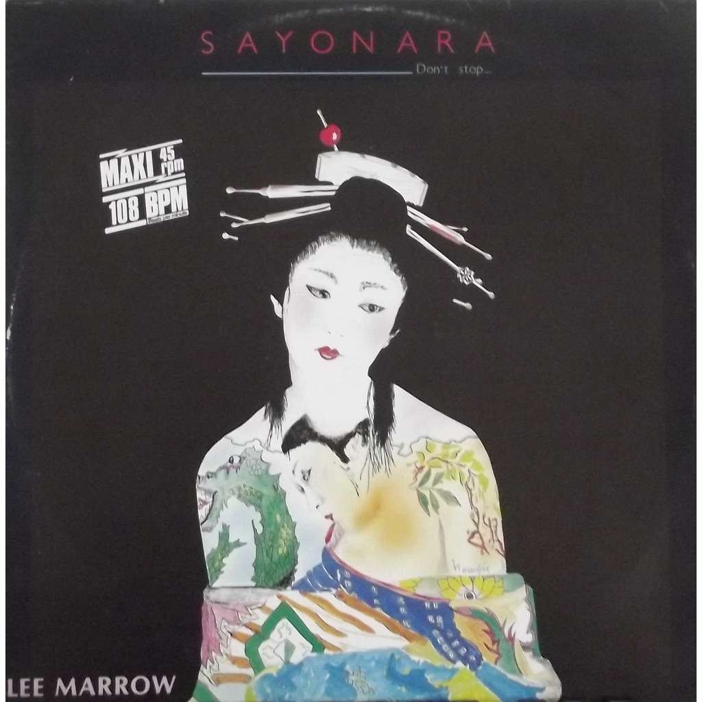 Lee marrow sayonara