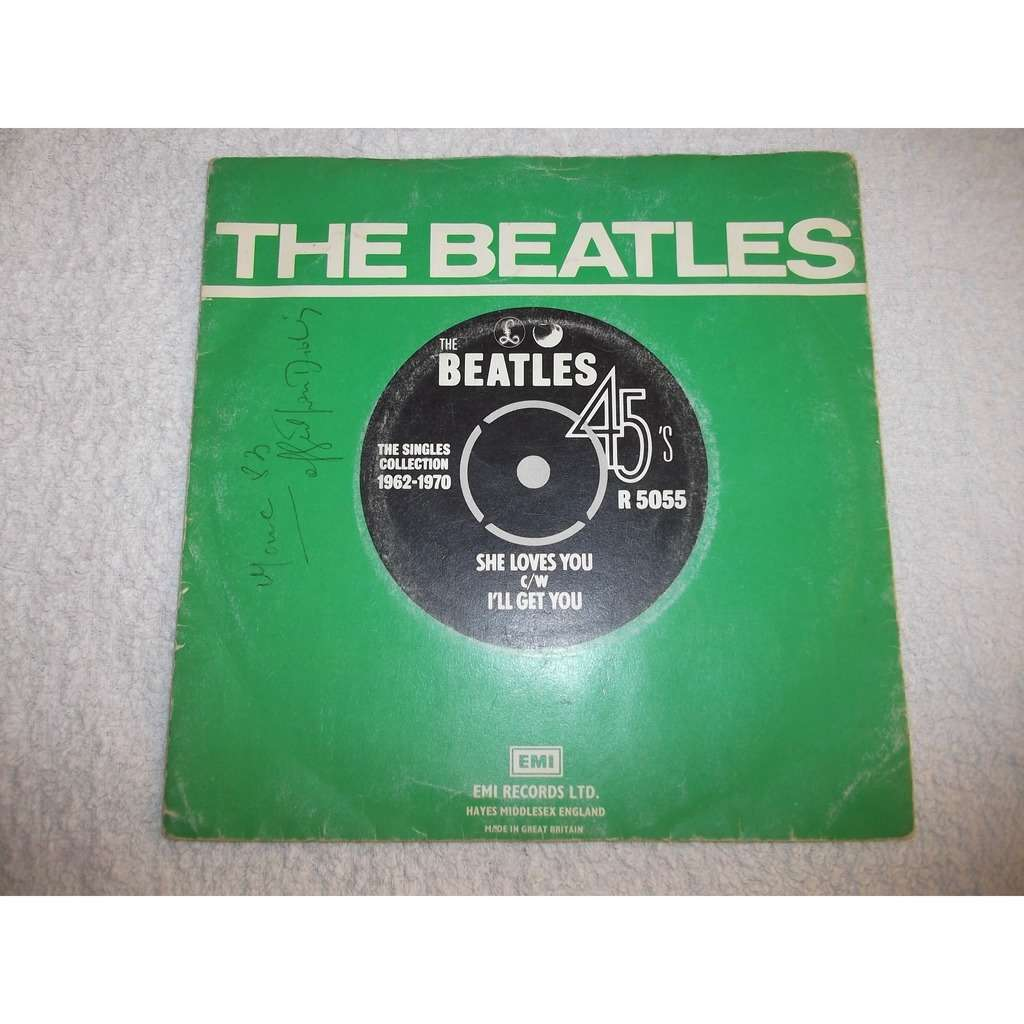 The Beatles The Beatles - She Loves You / I'll Get You (7' Single RE)