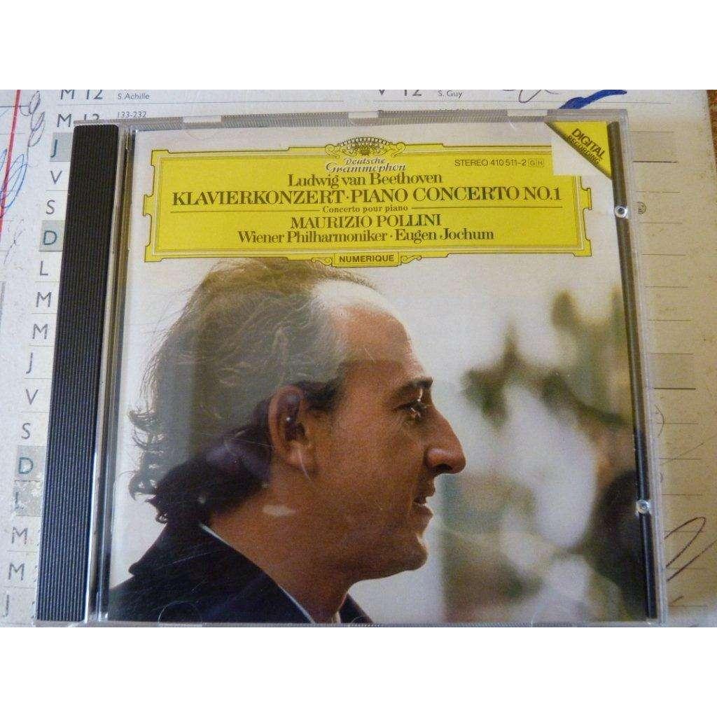 MAURIZIO POLLINI & EUGEN JOCHUM BEETHOVEN piano concerto n°1