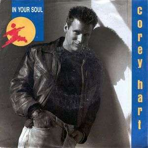 hart corey in your soul / chippin away