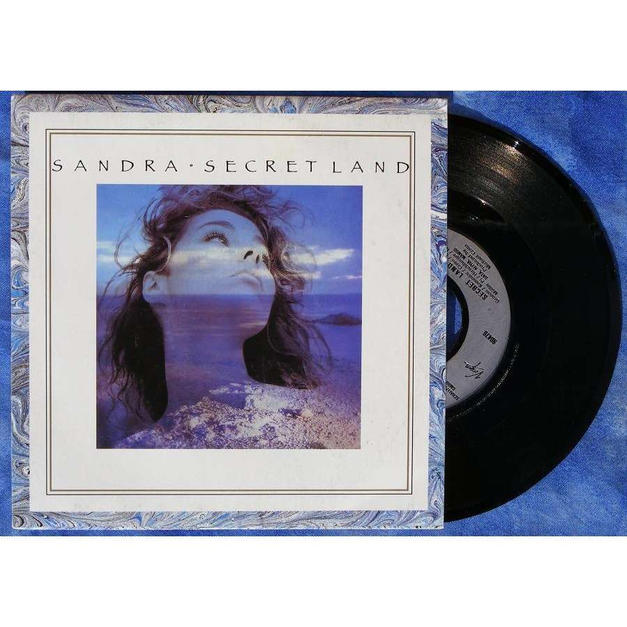 sandra secret land / into nobody' s land