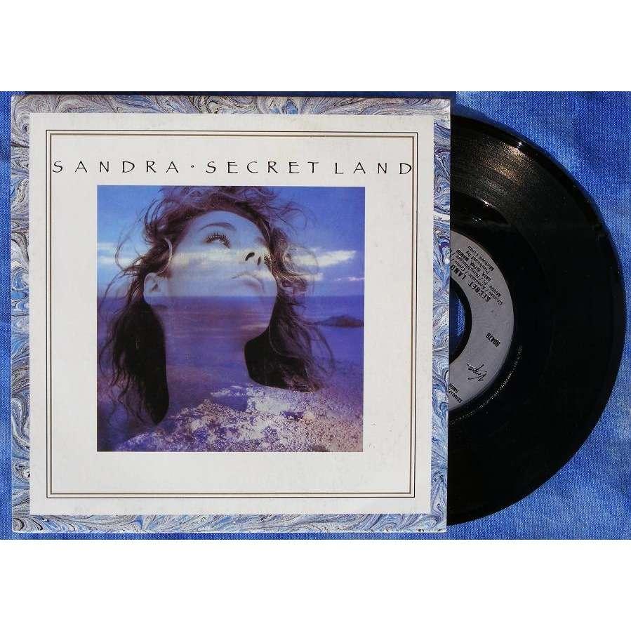 sandra secret land / into nobody' s land