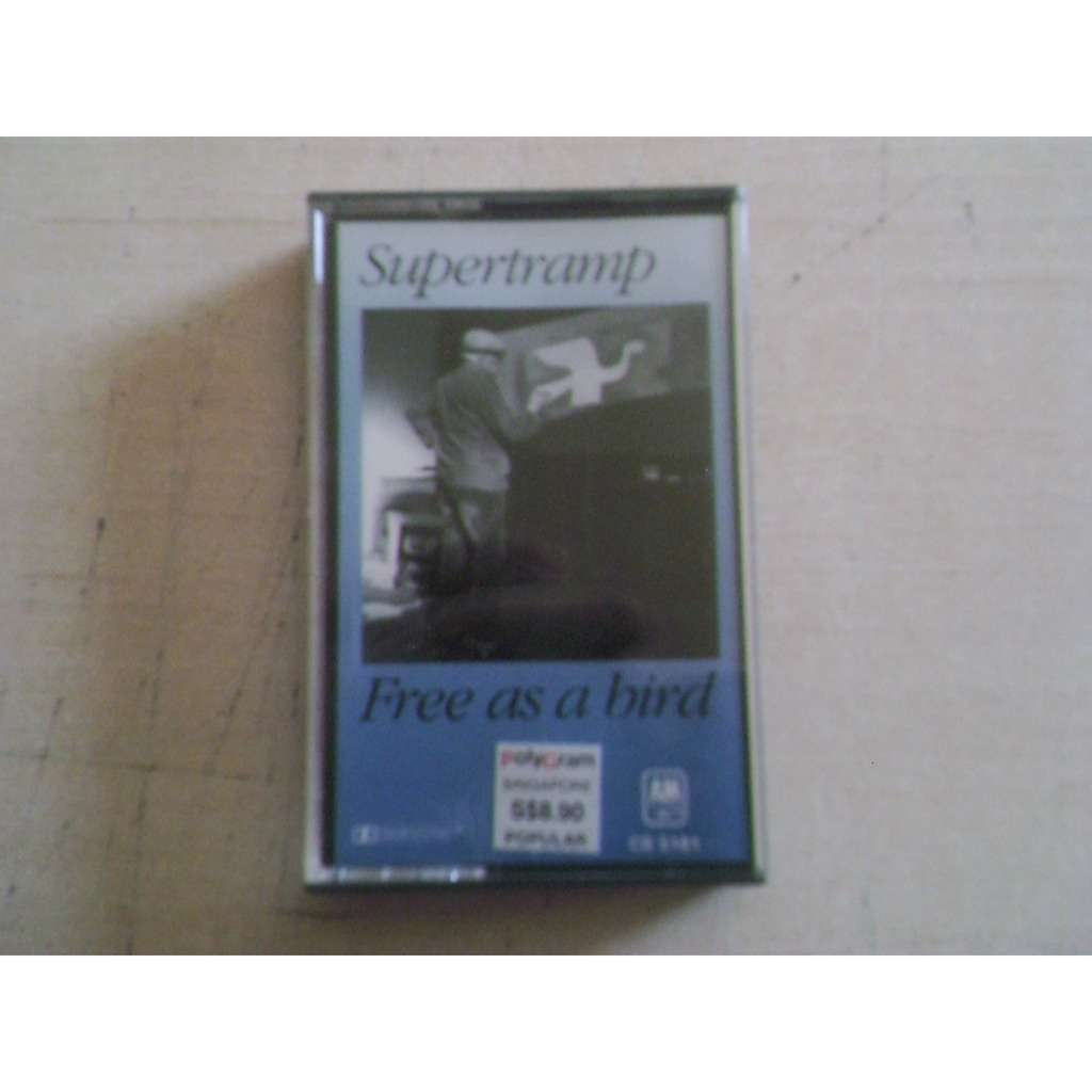 supertramp free as a bird