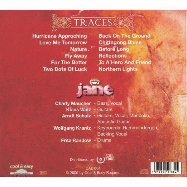 Jane Traces