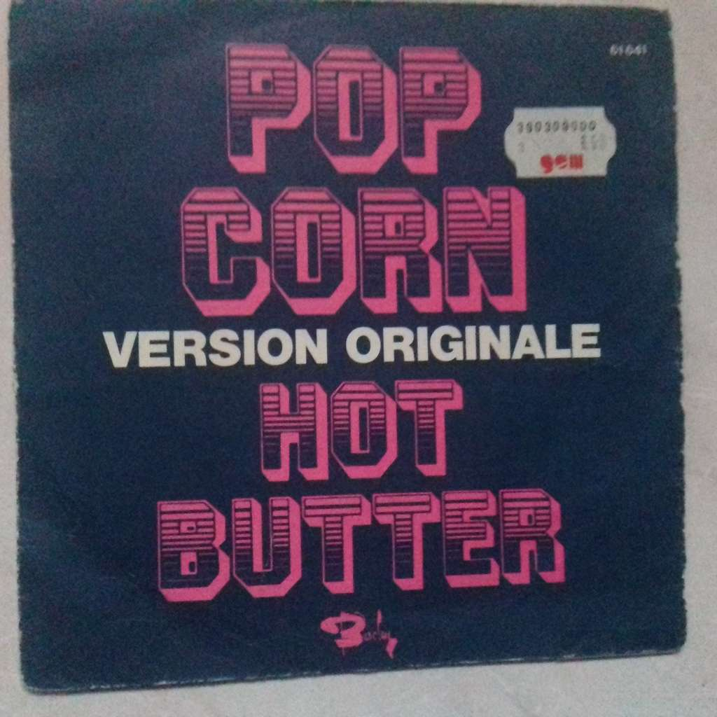 hot butter pop corn