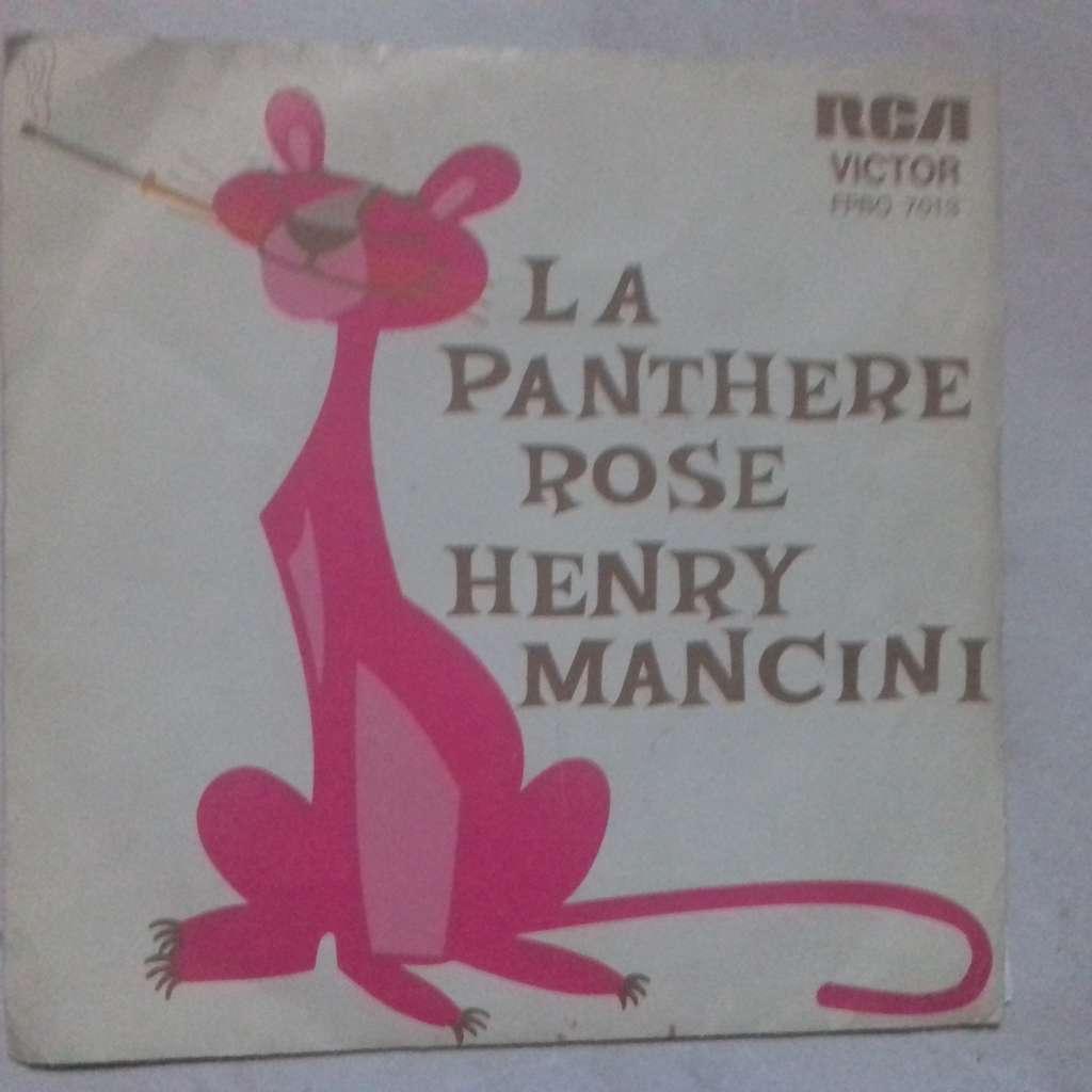 henry mancini la panthère rose