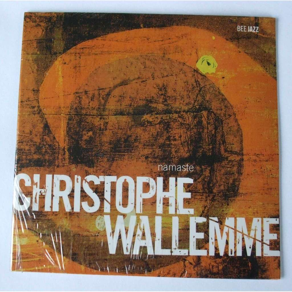 Christophe Wallemme Namaste