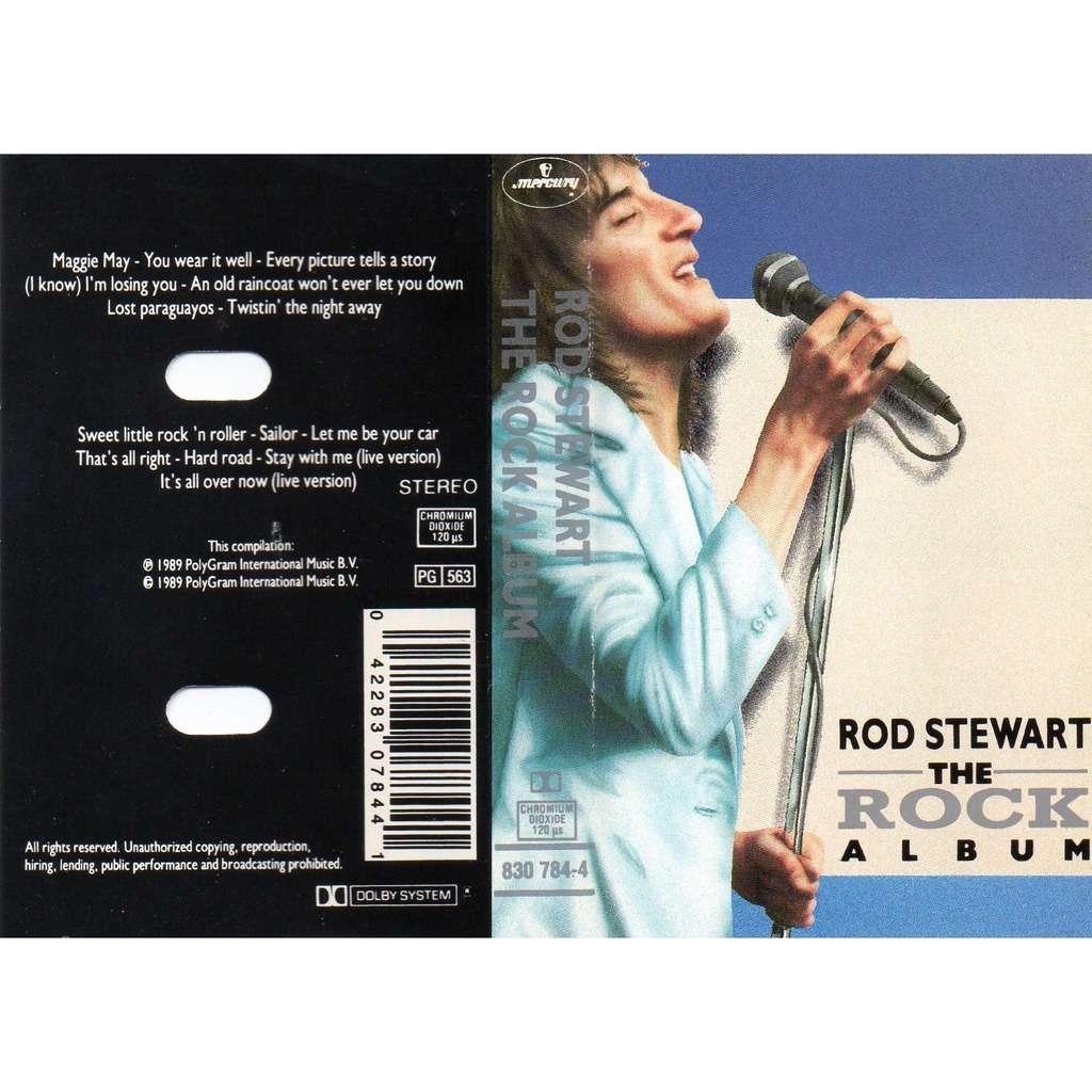 stewart rod rock album