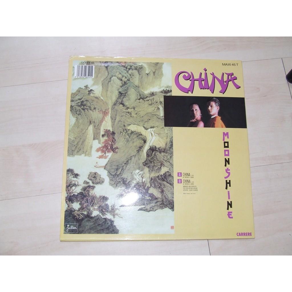 moonshine China