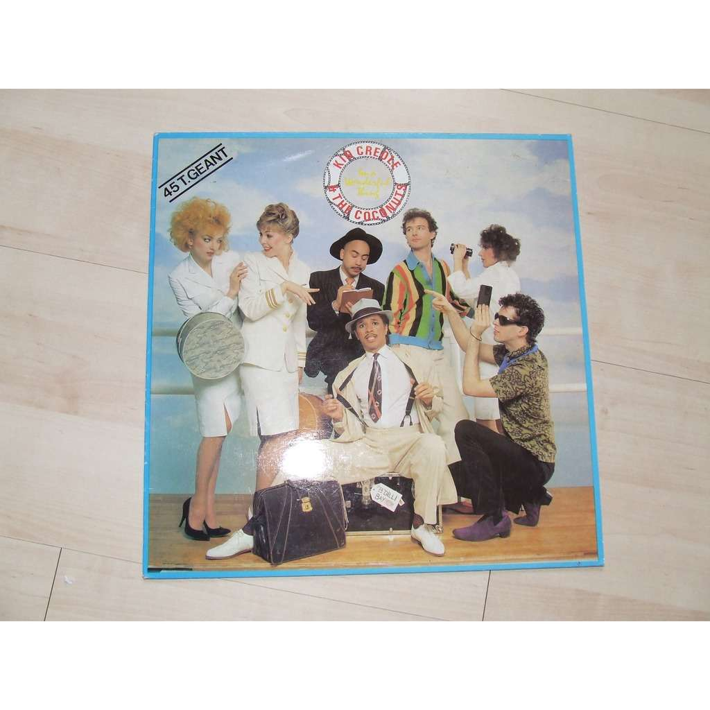 kid creole and the coconuts I'm wonderful thing