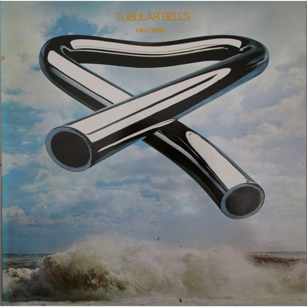 Mike Oldfield - Tubular Bells (LP Album) Mike Oldfield - Tubular Bells (LP Album)