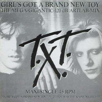 t.x.t girls got a brand new toy (The Mega-Gigantic-120dB Artlab-Mix)