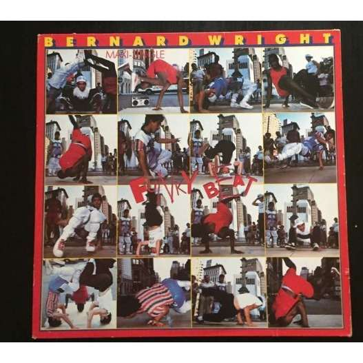 bernard wright Funky beat (long version)