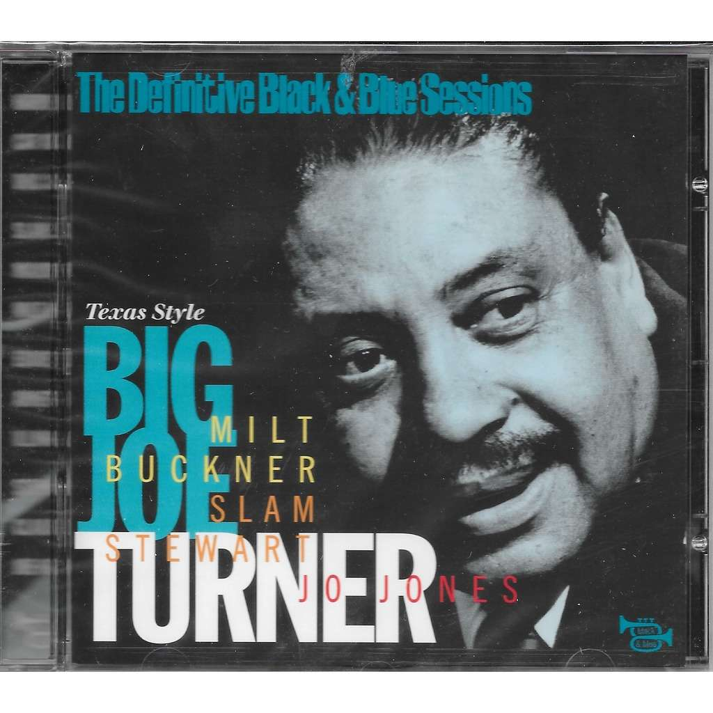 Big Joe Turner Texas style