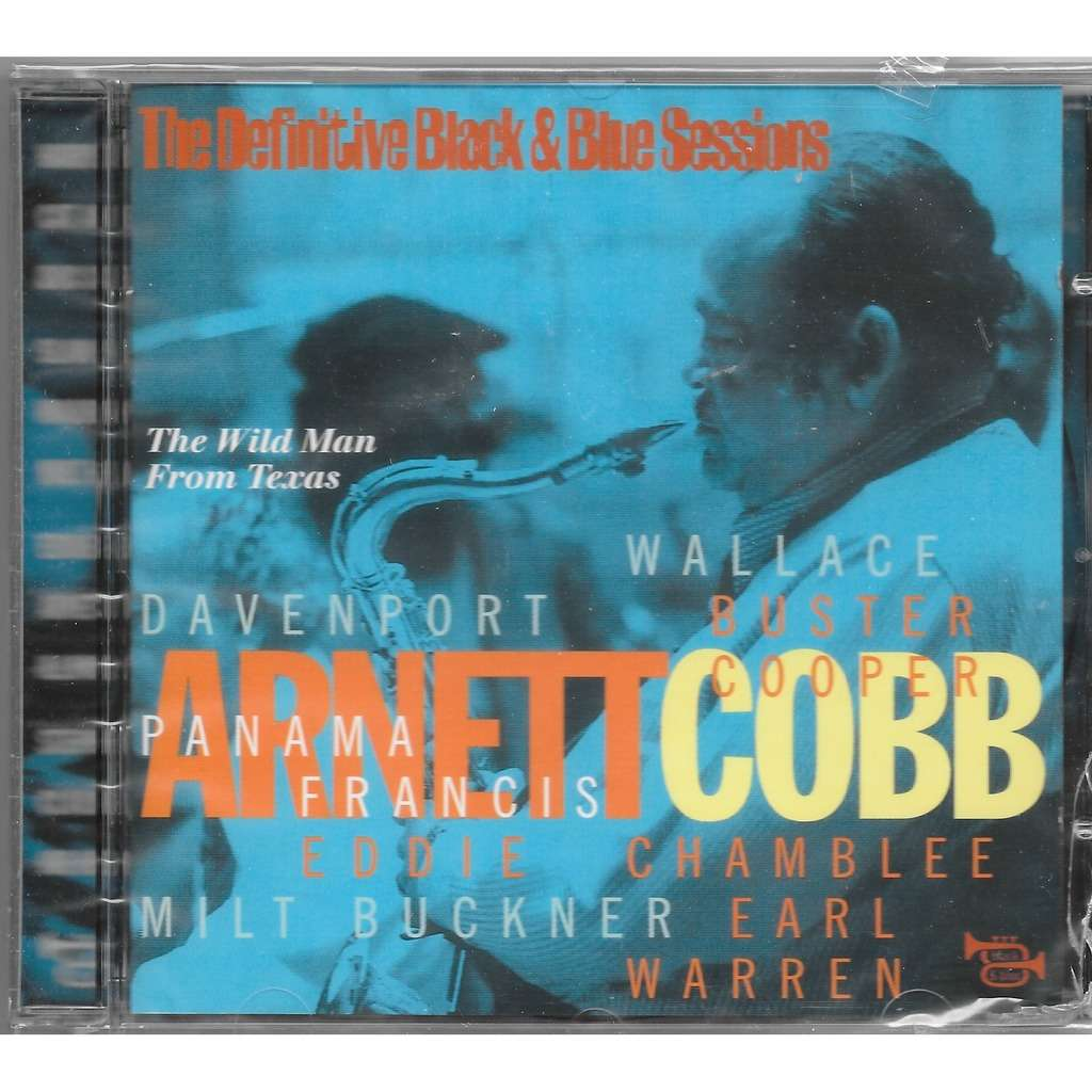 arnett cobb the wild man from texas