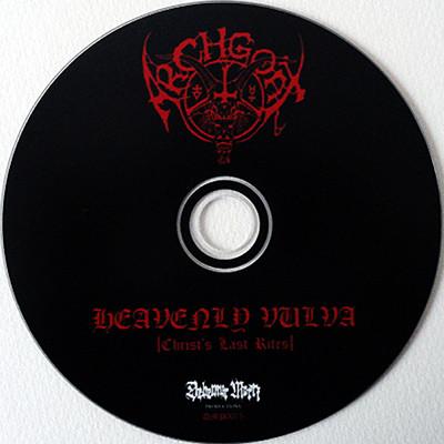 ARCHGOAT Heavenly Vulva [Christ's Last Rites]