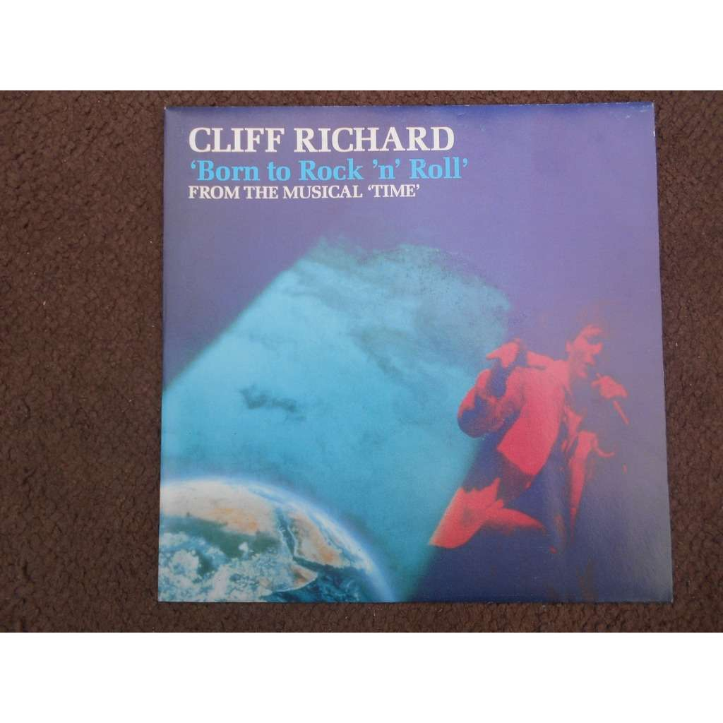 cliff richard born to rock'n'roll - law of the universe