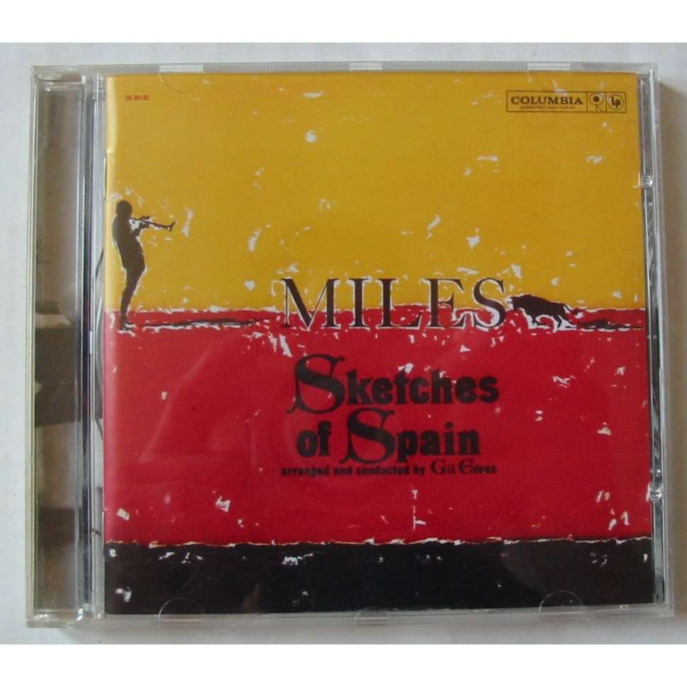 MILES DAVIS SKETCHES OF SPAIN / DIGITALLY REMASTERED 3 BONUS TRACKS