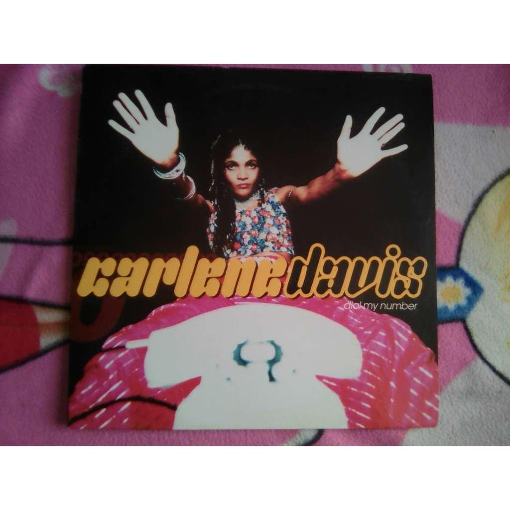 Carlene Davis  Dial My Number (Morales Club Mix)