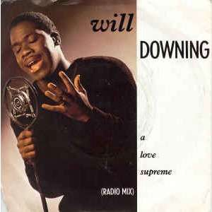 WIL DOWNING A LOVE SUPREME
