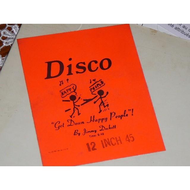 JIMMY DOCKETT get down happy people (part 1&2)
