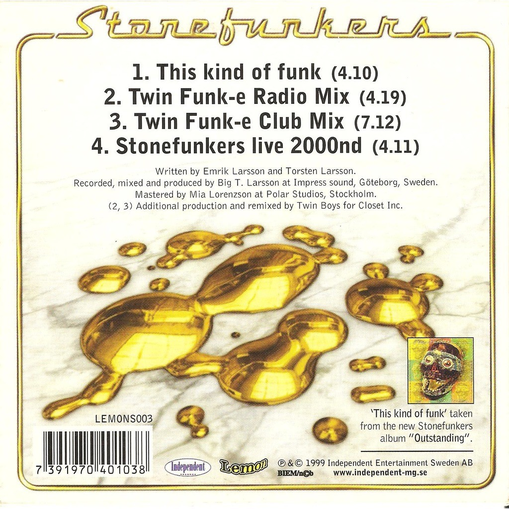 stonefunkers this kind of funk