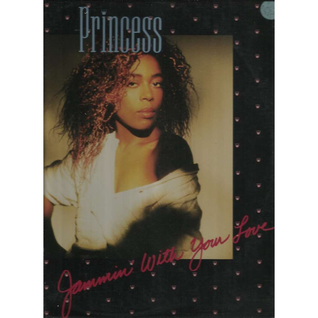 PRINCESS jammin' with your love - 3mix / i wish you love (que reste-t il de nos amours)