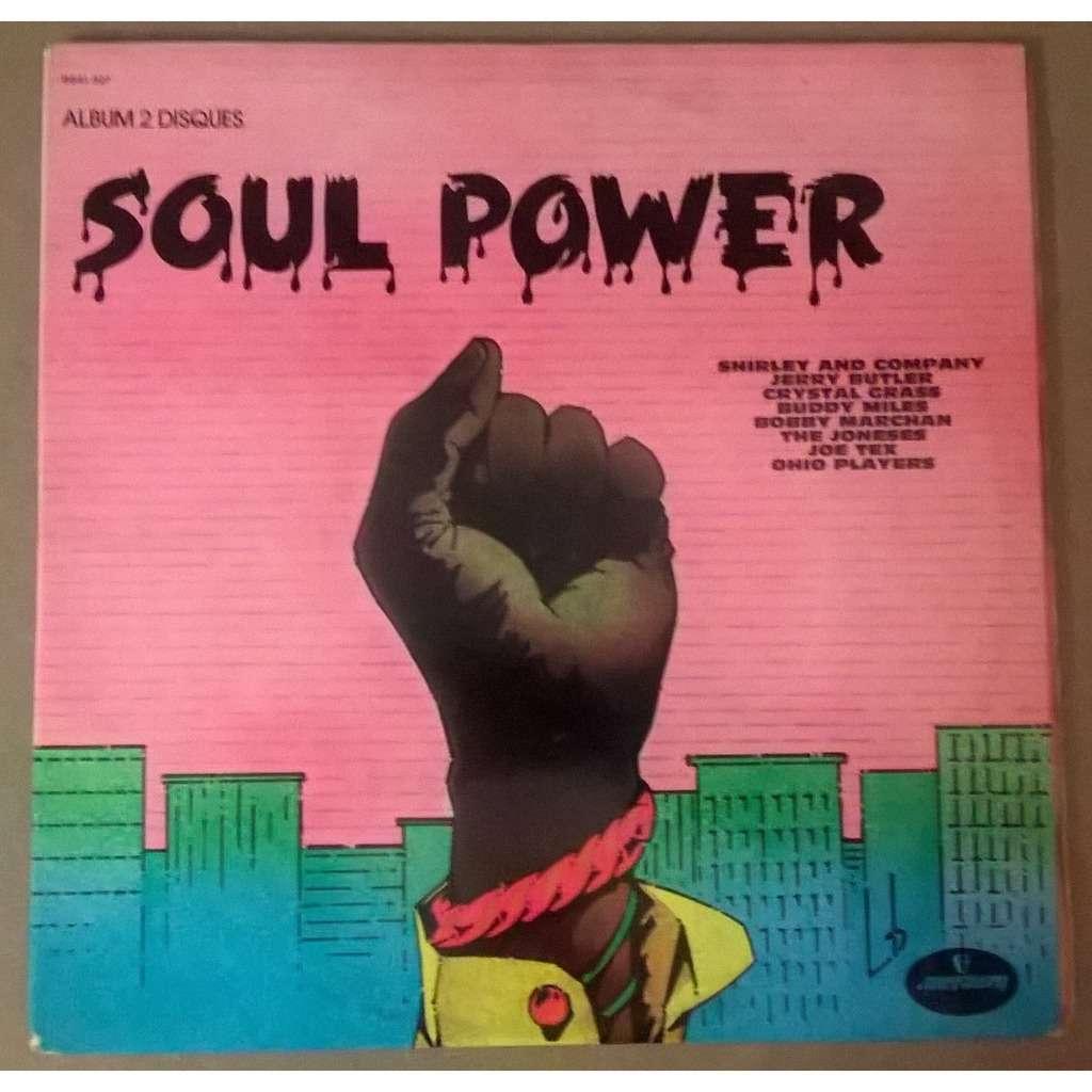 Various Soul Power