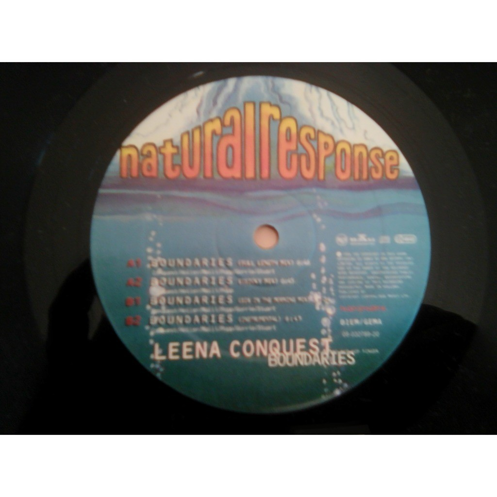 Leena Conquest And Hip Hop Finger - Boundaries Boundaries (Full Length Mix)6:46