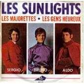 SUNLIGHTS ( LES ) LES MAJORETTES / LES GENS HEUREUX