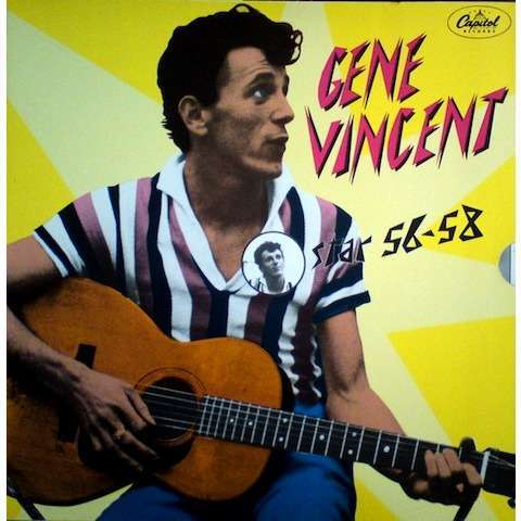 Gene Vincent Star 56 - 58