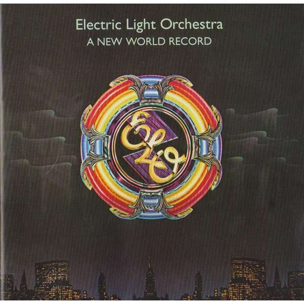 Electric Light Orchestra A New World Record (+ 6 bonus tracks)