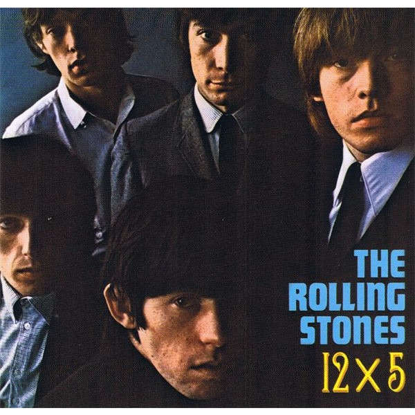 12x5 By The Rolling Stones Cd With Mferion Ref 118661877