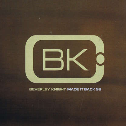 Beverley Knight Made It Back '99 Featuring – Redman