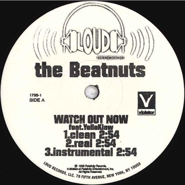 The Beatnuts Watch Out Now X3 / Turn It Out X3