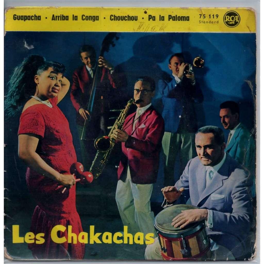 Chakachas Les Chakachas Beat Music