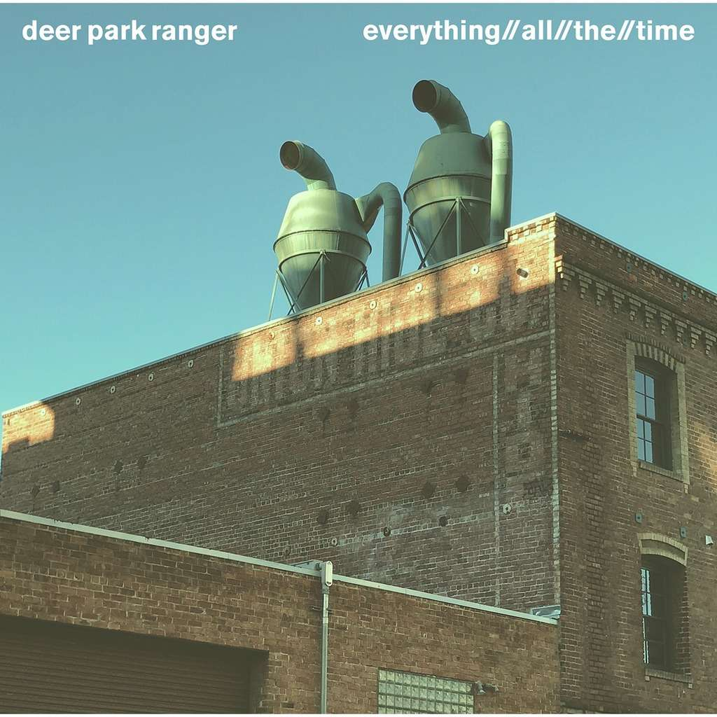 Fluttery Records : Deer Park Ranger Everything All The Time - CD