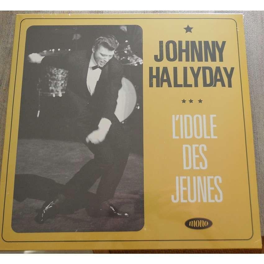 johnny hallyday L Idole Des Jeunes 14 Titres Neuf Scelle