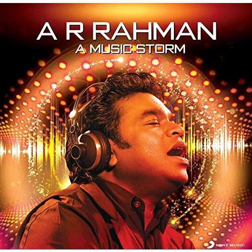A. R. Rahman A Music Storm - LP Record - 8907011105934
