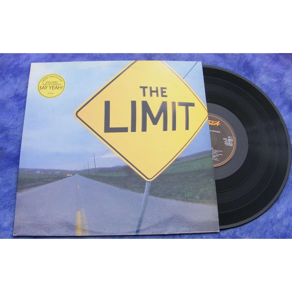 THE LIMIT THE LIMIT - Say Yeah