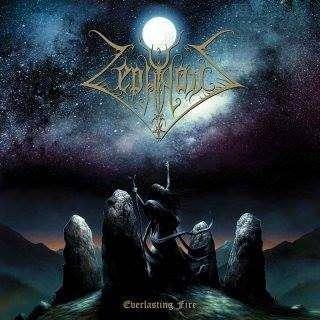 ZEPHYROUS Everlasting Fire. Blue Vinyl