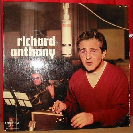 richard anthony j'irai twister le blues