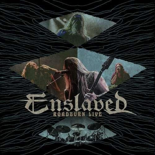 ENSLAVED Roadburn Live. Black Vinyl