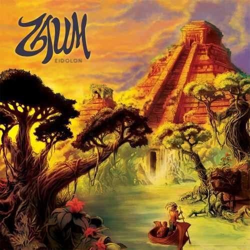 ZAUM Eidolon. Green Vinyl