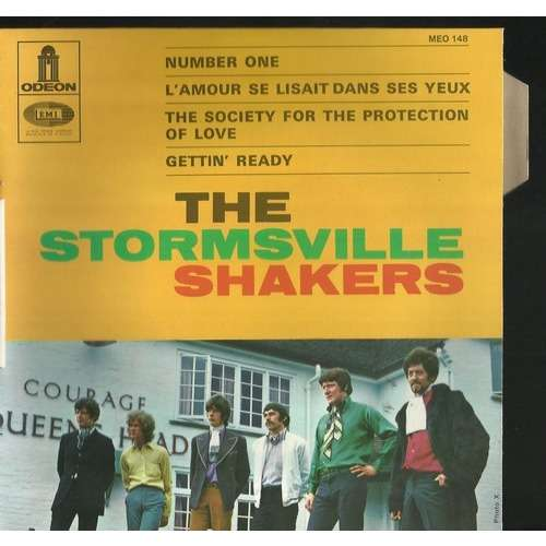 the stormsville shakers number one