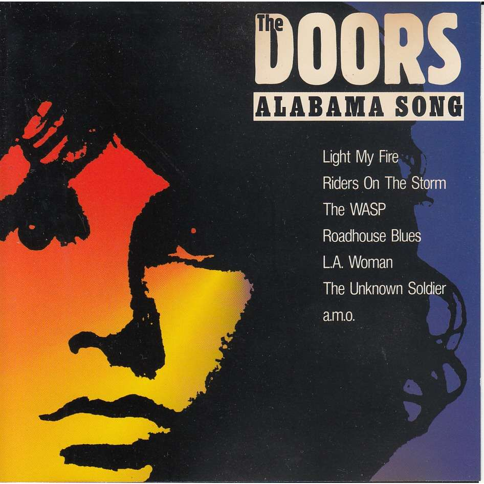 THE DOORS ALABAMA SONG  sc 1 st  CD and LP & Alabama song by The Doors CD with avefenixrecords - Ref:118681208