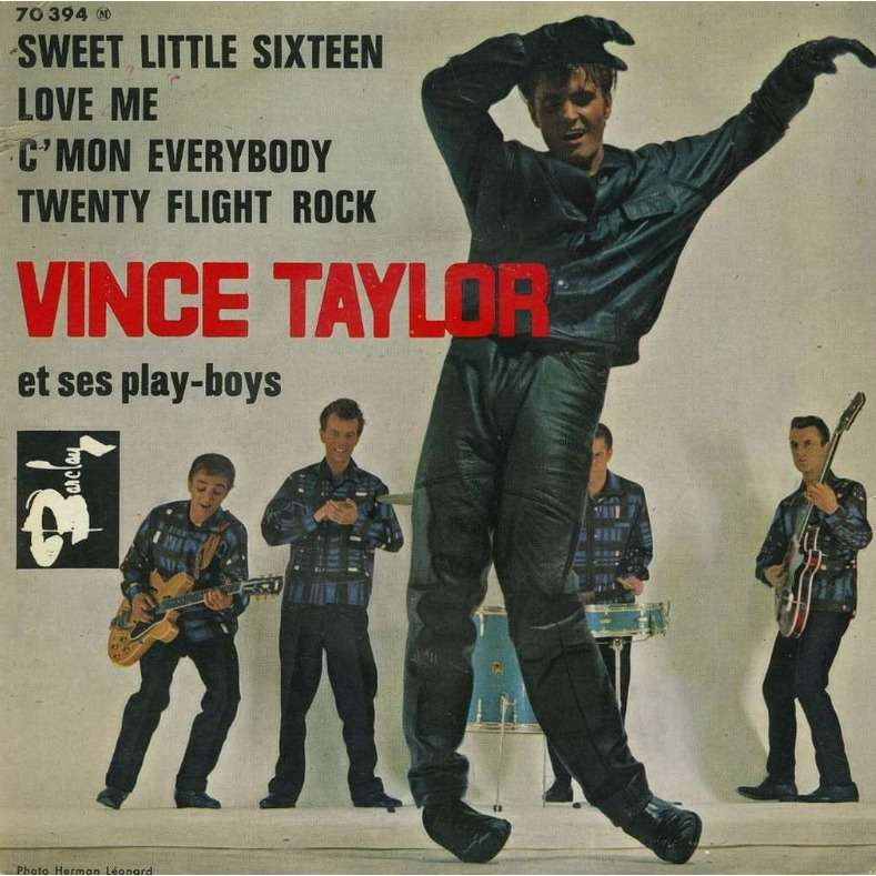vince taylor sweet little sixteen