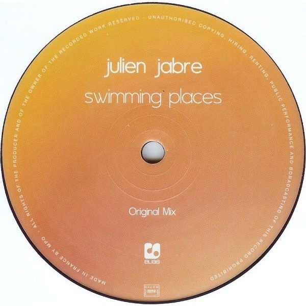 julien jabre swimming places