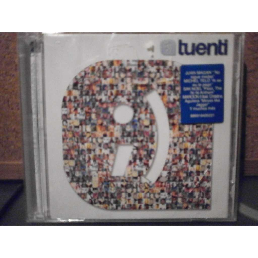 cd tuenti social music experience