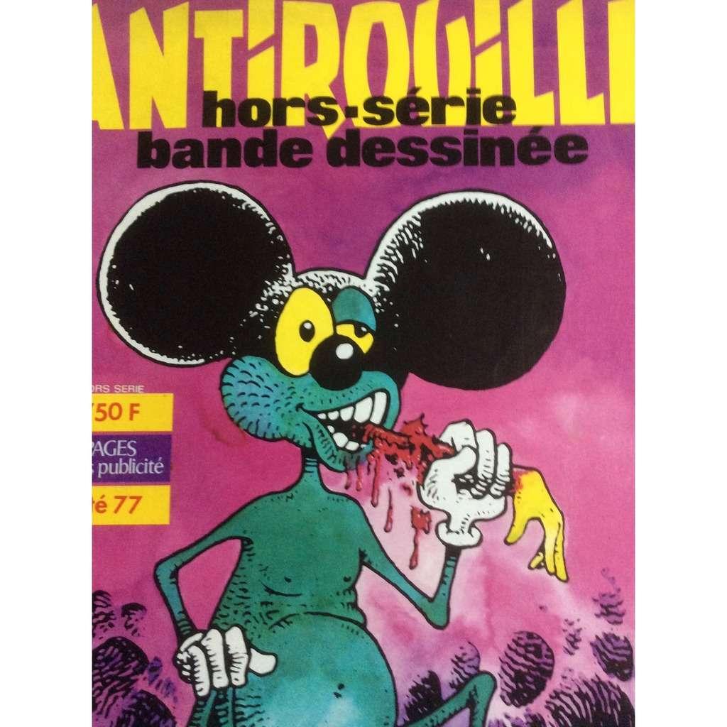 Antirouille, hors série bandes dessinées été 77
